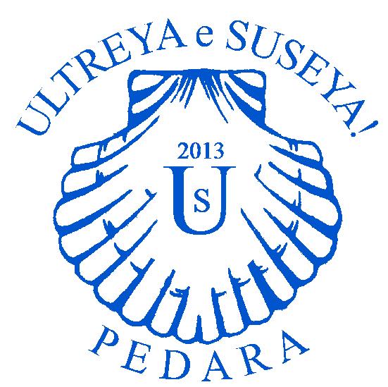 """""""Ultreya e Suseya!"""" è un'espressione tratta da un antico inno a S. Giacomo: significa """"Sempre più avanti e sempre più in alto"""". ESCAPE='HTML'"""